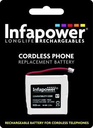 Buy Infapower T010 97 Cordless Phone Battery