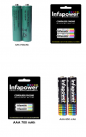 Article how are AAA house phone batteries different